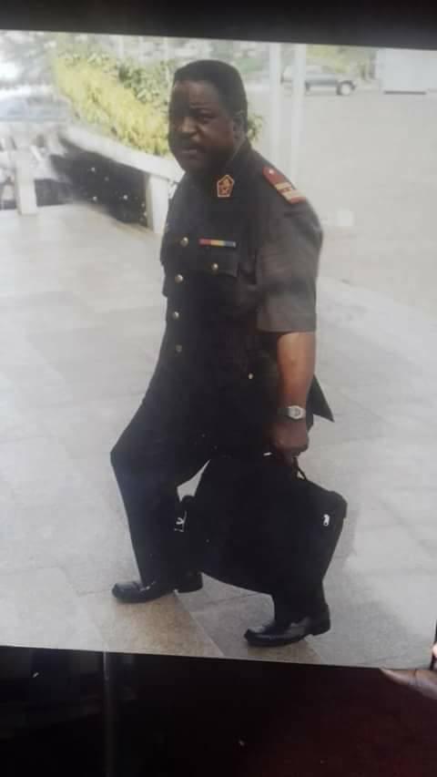 colonel Weriwo