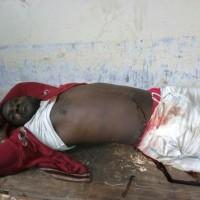 L'INSPECTEUR ARSENE AMOUGOU TABASSE A MORT UN SAUVETEUR A EBOLOWA (SUD)