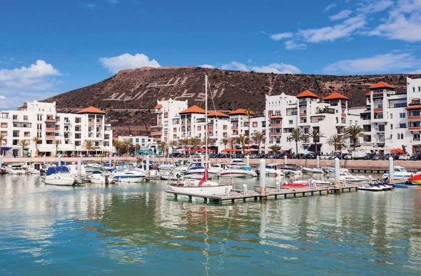 agadir-premiare-station-balnaaire-du-royaume-du-maroc